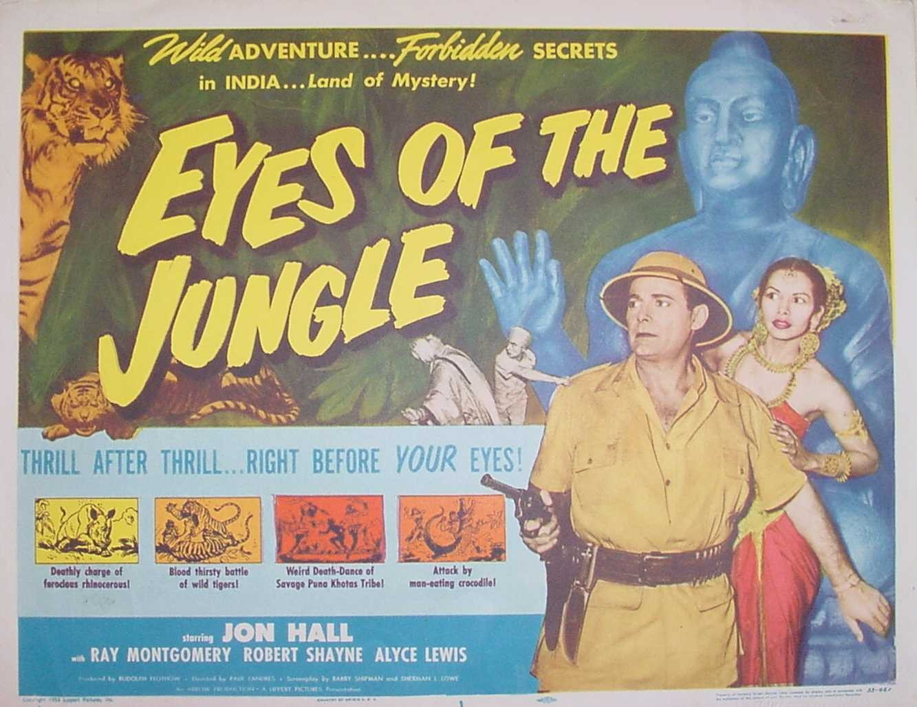 Eyes of the Jungle